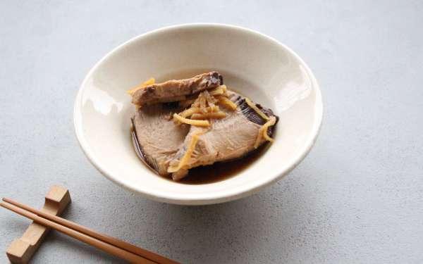 カツオの生姜煮