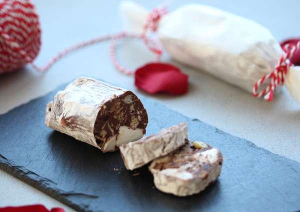 チョコサラミ
